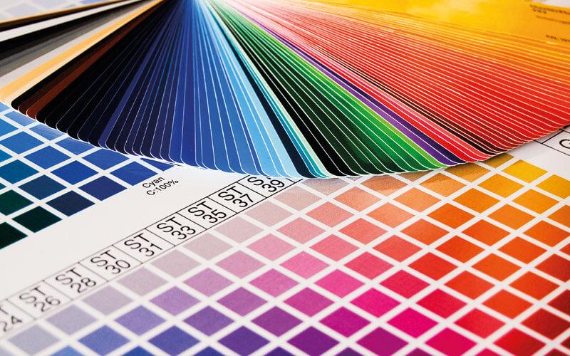 Farben und Sonderformen