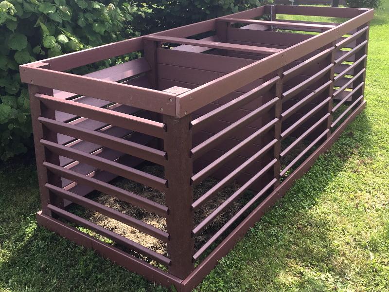 Kompostier Systeme Aus Recycling Kunststoff Von Planex